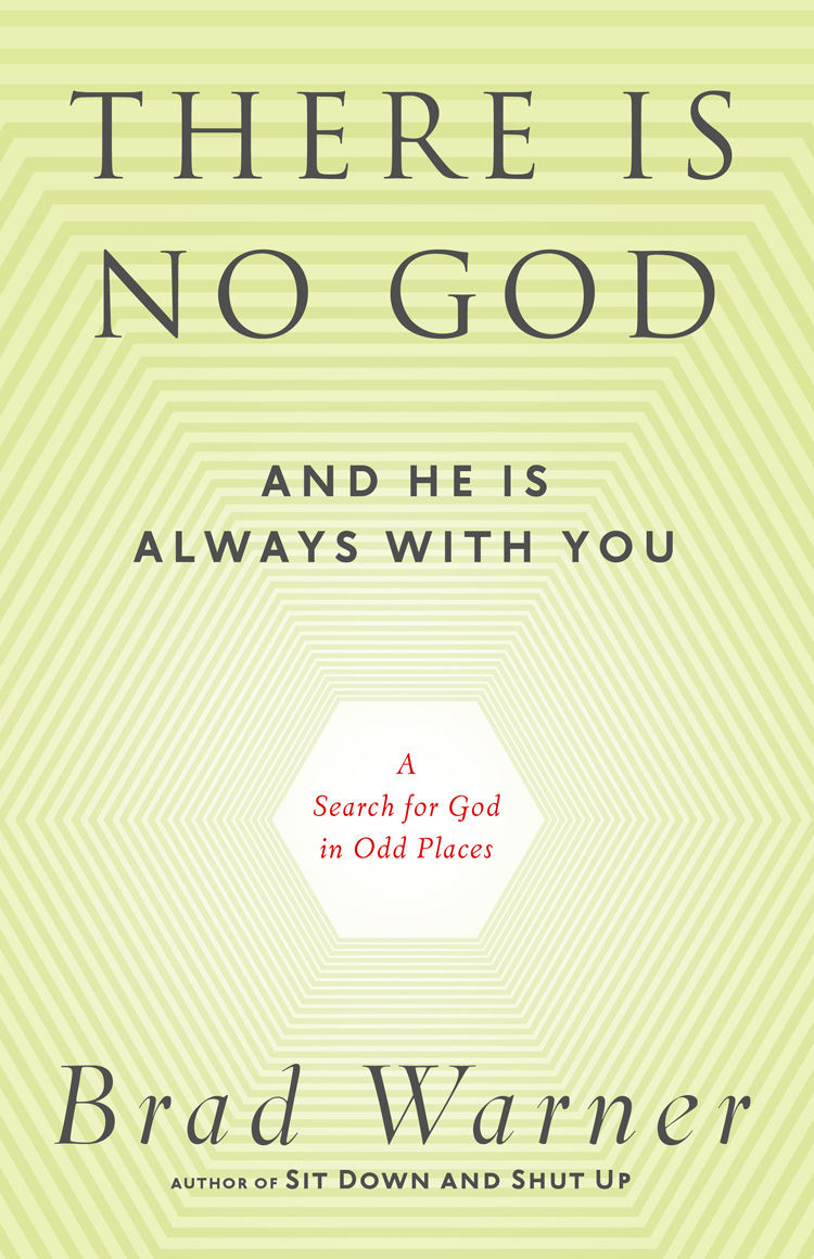 "Cover for ""There Is No God and He"