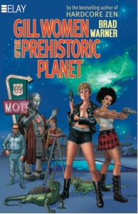 """Gill Women of the Prehistoric Planet"" cover"